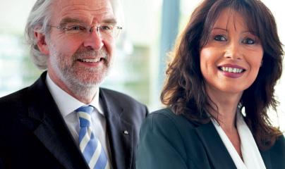 Die Family Officers für mittelständische Unternehmerfamilien: Dipl.-Ök. Jörg-Dieter Brand und Sabine Röthemeier, Prokuristin  (Foto: brand-partner)