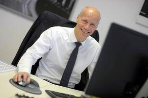 Dr. Ralf Dopheide, Geschäftsführer Dr. Freist Automotive Bielefeld GmbH