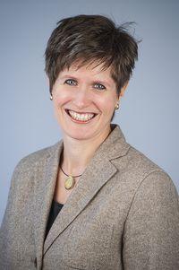 Marketing-Leiterin Dr. Anke Pankoke nahm den Innovationspreis der INPRINT 2014 für Hymmen entgegen.