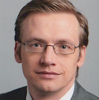 Frank Haubold (44) tritt die Nachfolge von Horst Rudolph an.