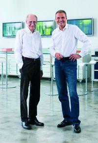 Unternehmer mit Weitblick und Verantwortung: Klaus-Dierk und Daniel Oltrogge
