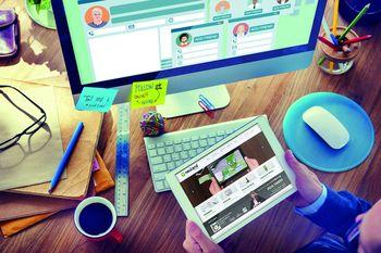 Marketing im Internetzeitalter funktioniert von Mund zu Maus.   Fotonachweis: Rawpixel, #70824076, fotolia.com