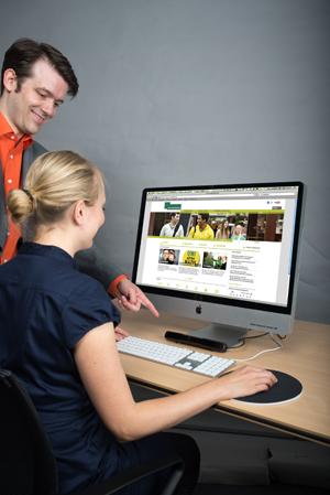 Durchfuehrung einer Nutzerstudie mit dem WebGazer