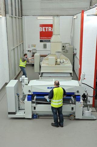 Das BETRA-Technikum stellt die  notwendigen technologischen Kapazitäten zur Verfügung, um eigene Innovationsprozesse anzustoßen.  (Foto: BETRA)