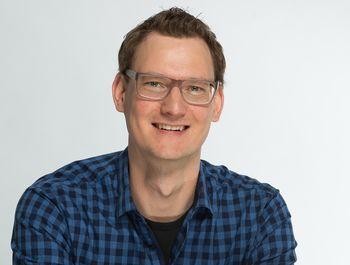 Christian Terhechte hat eine regelrechte Netzwerkkultur um sein 2008 gegründetes  Unternehmen Neuland-Medien Unternehmen herum erschaffen.  Fotonachweis: Neuland-Medien GmbH & Co. KG