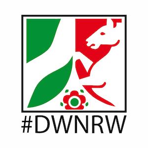 Logo: Digitale Wirtschaft NRW