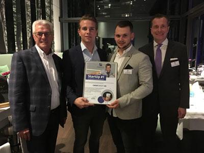 StartUp #1 Award