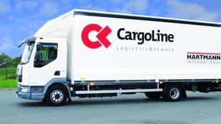 Zum 1. Januar 2015 wird die Spedition Hartmann von Paderborn aus für das Logistiknetzwerk CargoLine unterwegs sein. (Foto: Hartmann)