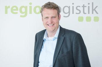Henrik Berlemann, Geschäftsführender Gesellschafter, regio-logistik Deutschland GmbH & Co. KG