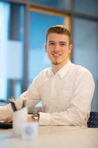 IT-Consultant Dennis Kronich