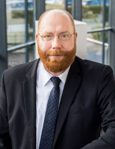Sicherheitsspezialist Dirk Brand