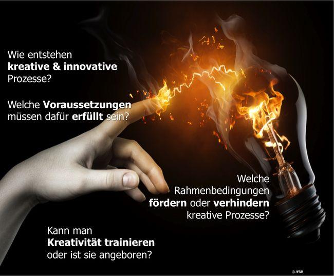 Die Voraus¬setzung für geniale Ideen ist Begeisterung und Motivation (Foto: HDP Consult)